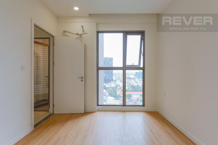 Phòng Ngủ 1 Bán căn hộ Masteri Millennium tầng trung, 2PN, view hồ bơi và toàn cảnh thành phố