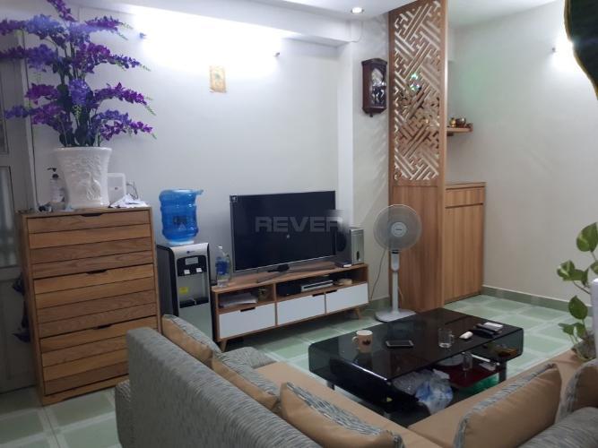 Phòng khách An Lạc Plaza, Bình Tân Căn hộ chung cư An Lạc Plaza hướng Đông Nam, nội thất đầy đủ.
