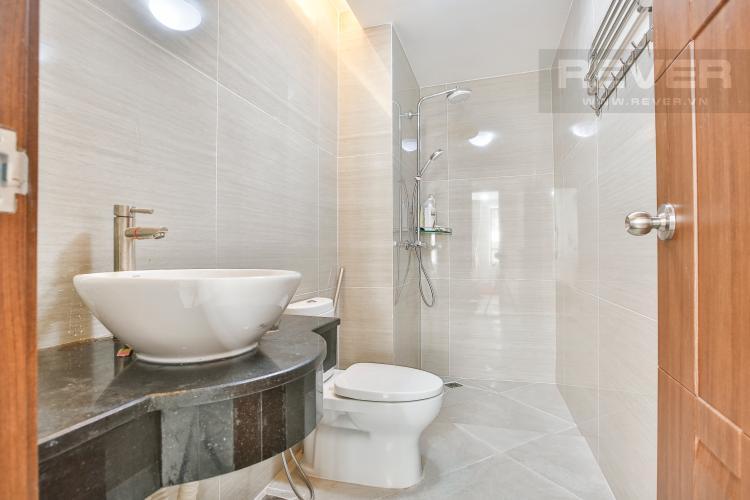 Toilet Căn hộ The Gold View 2 phòng ngủ tầng thấp A1 đầy đủ nội thất