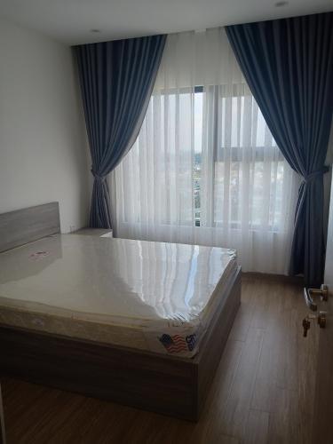 Phòng ngủ Vinhomes Grand Park Quận 9 Căn hộ tầng trung Vinhomes Grand Park cùng hướng nội khu.