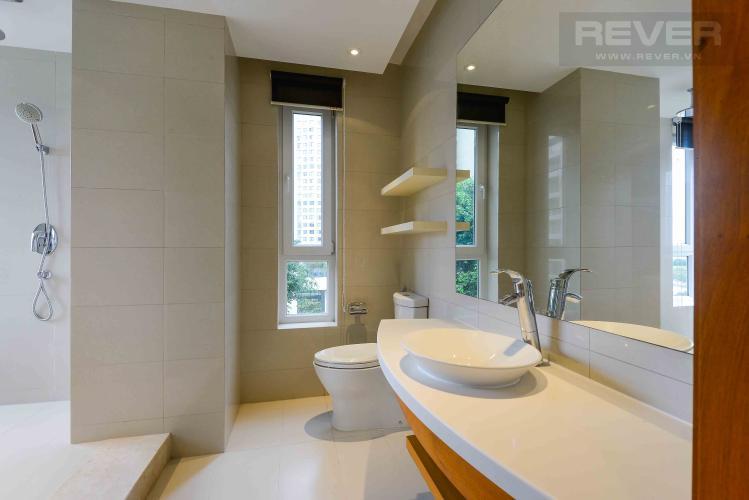 Toilet 2 Cho thuê căn hộ Diamond Island - Đảo Kim Cương 2PN, tháp Brilliant, đầy đủ nội thất, view trực diện sông.