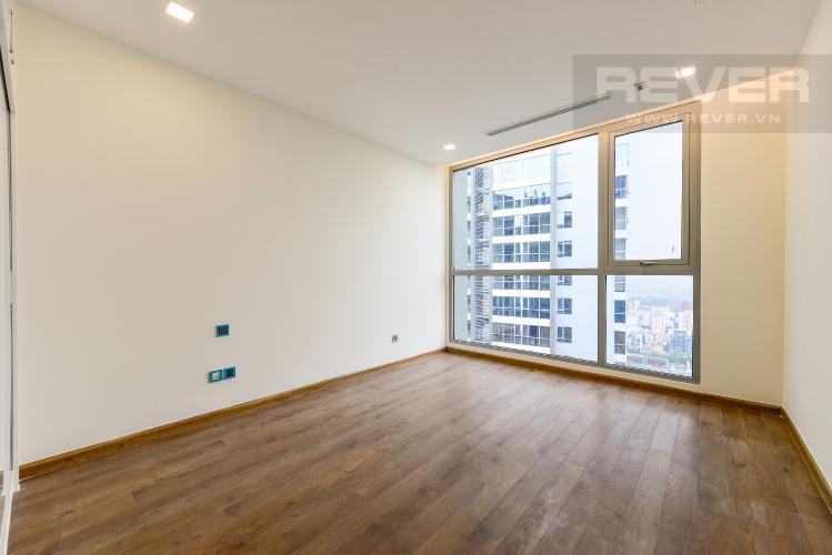 Phòng ngủ 4 Căn góc Vinhomes Central Park 4 phòng ngủ tầng cao Park 4