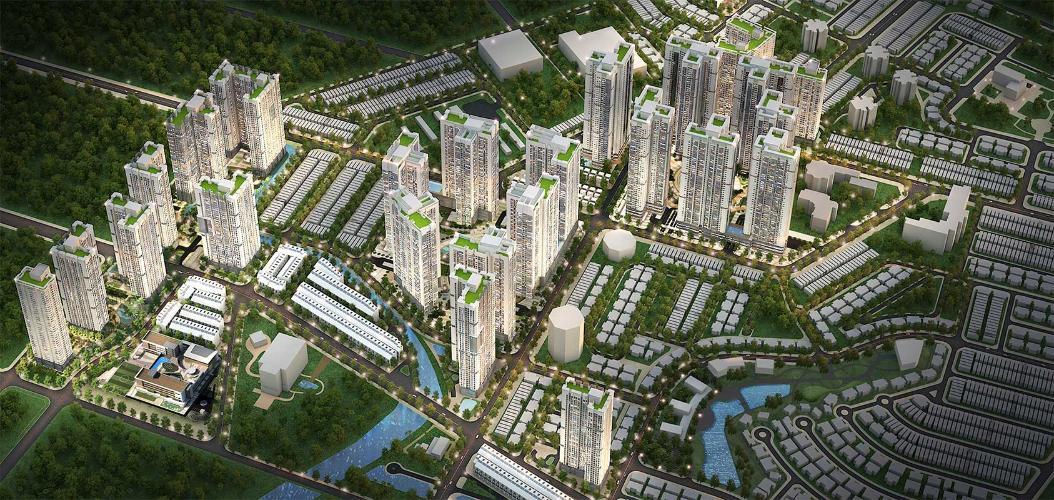 Raemian City - toan-canh-raemian-city