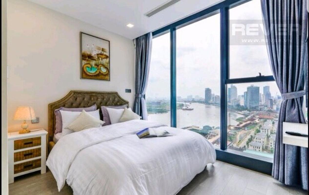 00aeccfa8bd36d8d34c2 Bán căn hộ Vinhomes Golden River 2PN, tháp The Aqua 4, đầy đủ nội thất, view sông và Bitexco