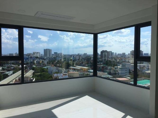 Cho thuê căn hộ Kingdom 101 Quận 10, diện tích 101.58m2 - 3 phòng ngủ, nội thất cơ bản