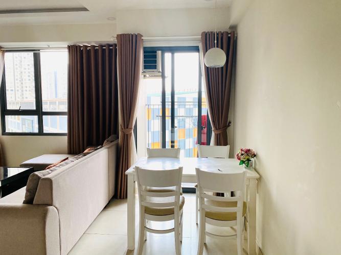 Bàn ăn Masteri Thảo Điền Quận 2 Căn hộ Masteri Thảo Điền đầy đủ nội thất, view thoáng mát.