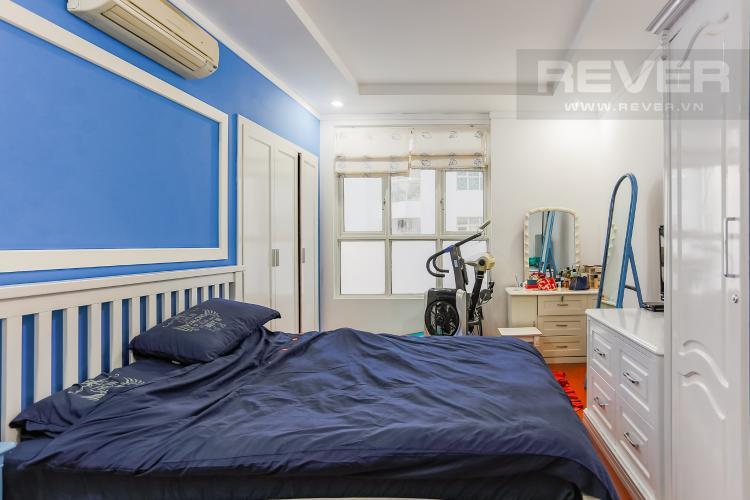 Phòng Ngủ 1 Căn hộ Hoàng Anh Thanh Bình 3 phòng ngủ tầng cao tháp B đầy đủ tiện nghi