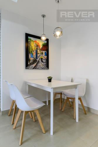Phòng Ăn Bán căn hộ Masteri Thảo Điền 2PN, đầy đủ nội thất, view sông thoáng mát