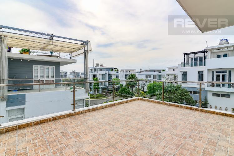 View Bán hoặc cho thuê biệt thự H8 Villa Park Quận 9, 3PN và 3WC, đầy đủ nội thất