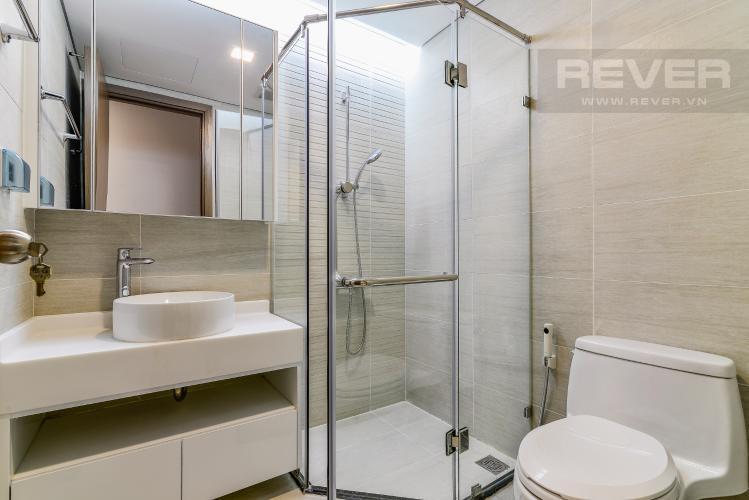 Phòng Tắm 1 Căn hộ Vinhomes Central Park 2 phòng ngủ tầng trung P3 nội thất đầy đủ