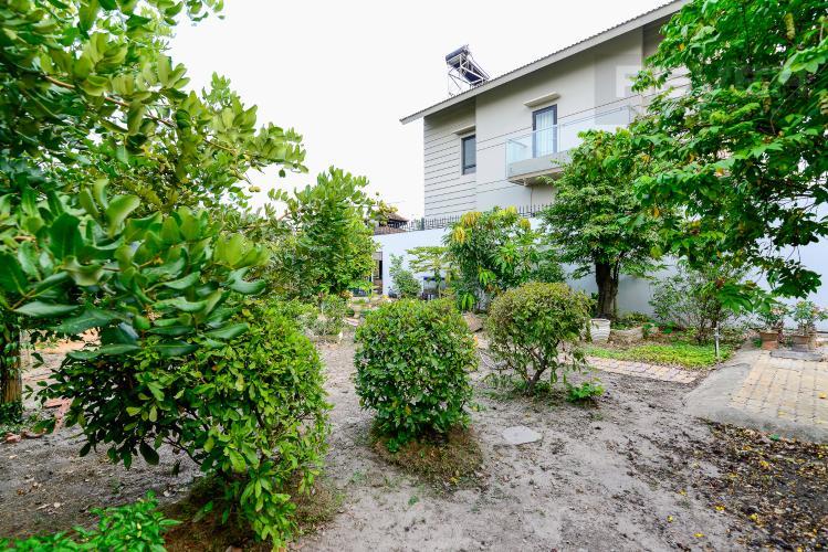 Khu Đất Bán biệt thự Thạnh Xuân Quận 12, diện tích lớn, đầy đủ nội thất