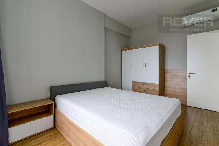 Phòng Ngủ Cho thuê căn hộ Masteri An Phú 1PN, tầng thấp, tháp B, đầy đủ nội thất