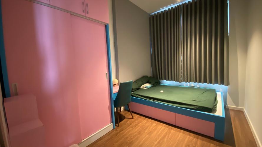 Phòng ngủ Jamila Khang Điền, Quận 9 Căn hộ Jamila Khang Điền tầng thấp, ban công hướng Bắc view thành phố.