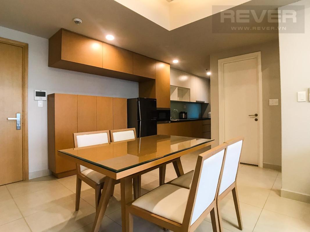 Phòng bếp Cho thuê căn hộ Masteri Thảo Điền 2PN, tháp T4, diện tích 70m2, đầy đủ nội thất, view sông thoáng mát