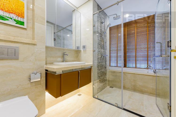 Phòng tắm 1 Cho thuê căn hộ Vinhomes Golden River tầng thấp, 3PN, đầy đủ nội thất
