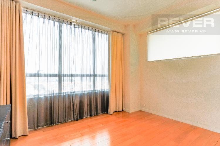 Phòng Ngủ 2 Căn hộ Sunrise City tầng thấp tháp V6 khu South, 2 phòng ngủ, nội thất cơ bản.
