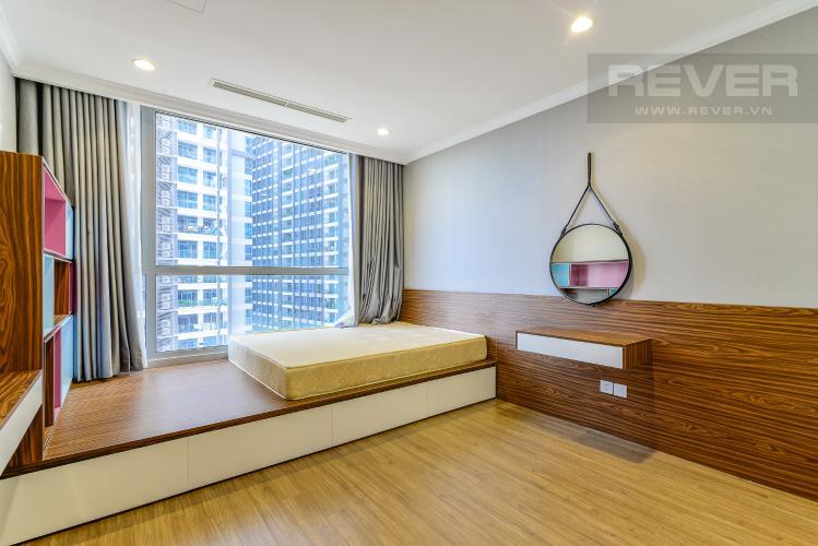 Phòng Ngủ 3 Căn hộ Vinhomes Central Park 4 phòng ngủ tầng thấp L1 view công viên