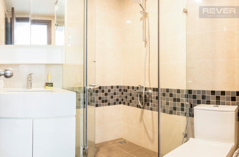 Phòng Tắm Cho thuê căn hộ The Tresor 1PN, tầng cao, đầy đủ nội thất, view sông Bến Nghé