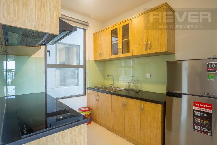 Khu Vực Bếp Cho thuê căn hộ The Sun Avenue tầng cao 2PN đầy đủ nội thất