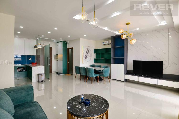Bán căn hộ Grand Riverside 3PN, diện tích 110m2, đầy đủ nội thất, view thoáng
