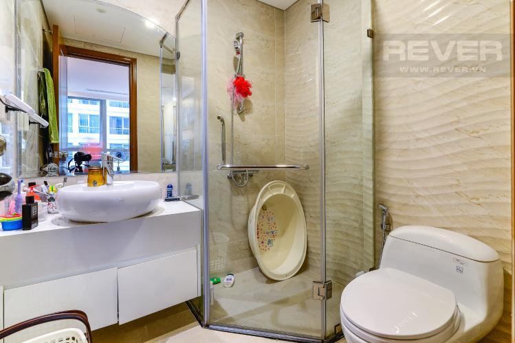 Phòng Tắm 2 Bán căn hộ Vinhomes Central Park tầng cao 2PN view sông