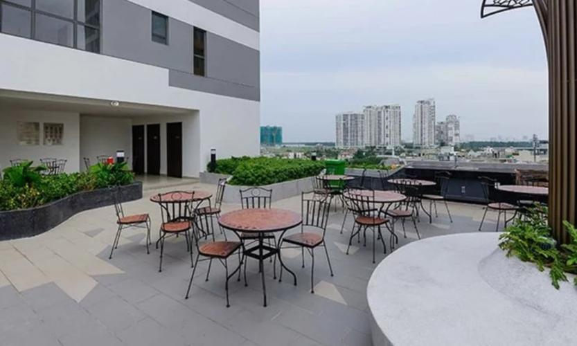 Tiện ích căn hộ The Sun Avenue Căn hộ The Sun Avenue view Landmark 81, đầy đủ tiện nghi.