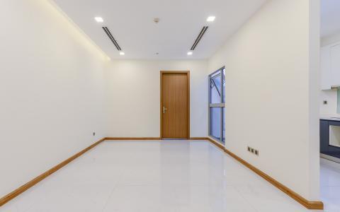 Căn OfficeTel Vinhomes Central Park 1 phòng ngủ tầng thấp Park 1 nội thất cơ bản