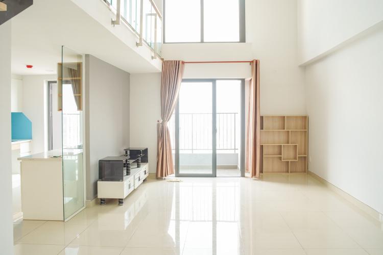Phòng Khách Bán căn hộ duplex La Astoria 3PN, tháp 1, diện tích 140m2, đầy đủ nội thất, view Quận 2 rộng lớn