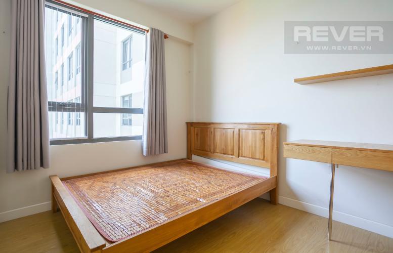 Phòng Ngủ 2 Căn hộ Masteri Thảo Điền 2 phòng ngủ tầng trung T1 nội thất đầy đủ