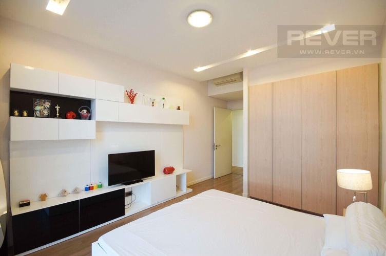 Phòng Ngủ 1 Cho thuê căn hộ The Estella Residence 3PN, tầng trung, diện tích 124m2, đầy đủ nội thất