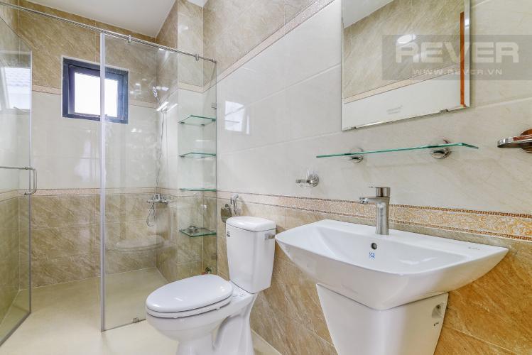 Phòng Tắm Tầng 2 Nhà phố 3 phòng ngủ đường Võ Chí Công Quận 9 diện tích 125m2