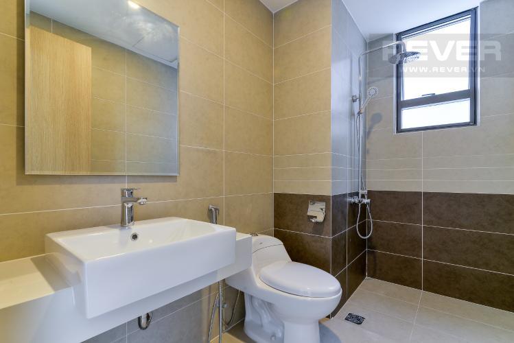Phòng Tắm 2 Cho thuê căn hộ The Sun Avenue 3PN, tầng cao, nội thất cơ bản, view sông thoáng mát