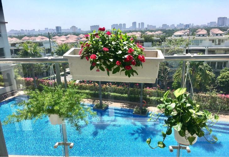 Tiện ích Sarimi Sala Đại Quang Minh, Quận 2 Căn hộ Sarimi Sala Đại Quang Minh đầy đủ nội thất, view sông.