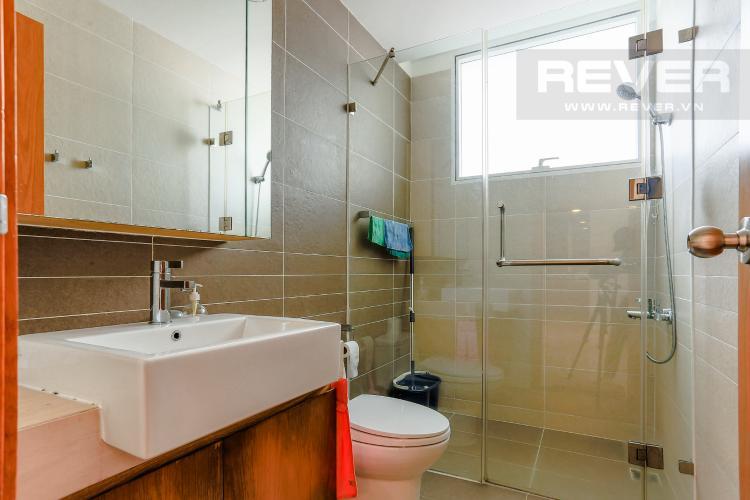 Phòng Tắm 2 Căn hộ Sunrise City tầng trung, tháp V6 khu South, 99m2, 2 phòng ngủ, full nội thất