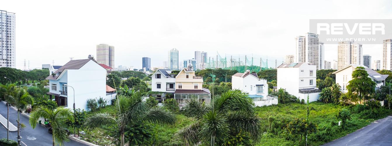 View Cho thuê căn hộ Sunrise Riverside 2PN, tầng thấp, đầy đủ nội thất, hướng Bắc