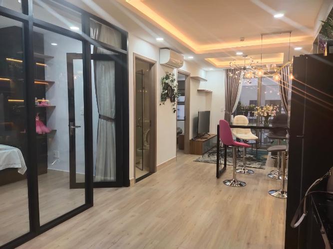 Không gian căn hộ Saigon South Residence, Nhà Bè Căn hộ Saigon South Residence nội thất đầy đủ, thiết kế sang trọng.