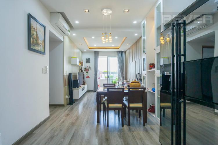 Tổng Quan Căn hộ Lexington Residence 2 phòng ngủ nằm ở tầng trung LA nội thất đầy đủ