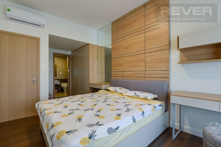 Phòng Ngủ 1 Cho thuê căn hộ The Sun Avenue 2PN, block 6, diện tích 75m2, đầy đủ nội thất đồng bộ