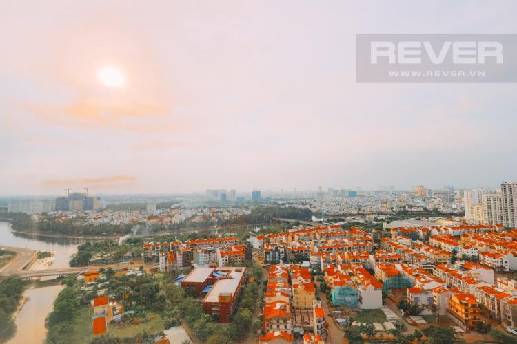 View Căn hộ Sunrise City tầng cao, khu South, 3PN