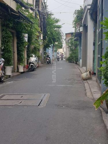 Hẻm vào Nhà phố Trần Khắc Chân, Phú Nhuận  Nhà phố mặt tiền đường Trần Khắc Chân, diện tích 24m2, thiết kế hiện đại
