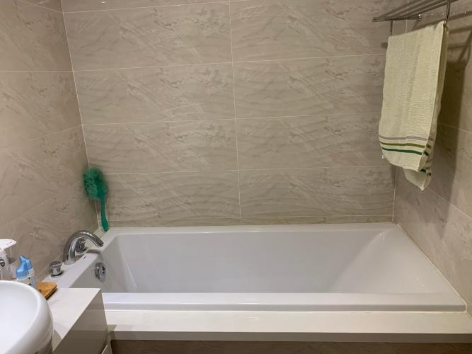 Phòng tắm căn hộ Vinhomes Central Park Căn hộ Vinhomes Central Park đầy đủ tiện nghi, view tầng cao cực đẹp.