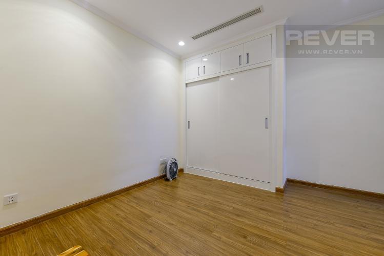 phòng ngủ 3 Căn hộ Vinhomes Central Park tầng trung L3 vừa hoàn thiện, full nội thất