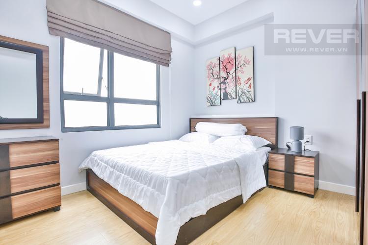 Phòng Ngủ 2 Căn hộ Masteri Thảo Điền tầng cao T1 sở hữu 2 view đẹp về Quận 1 và sông Sài Gòn