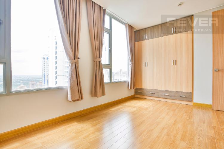 Phòng Ngủ 1 Căn hộ Cantavil Premier tầng cao D2 nội thất đầy đủ
