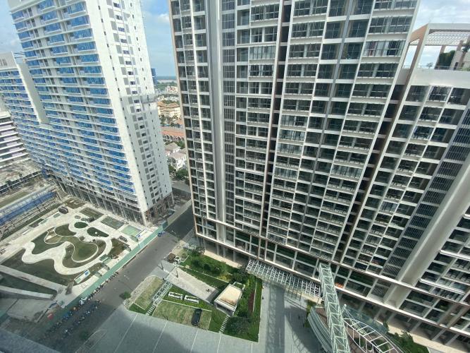 View Phú Mỹ Hưng Midtown Căn hộ Phú Mỹ Hưng Midtown nội thất đầy đủ, view nội khu.