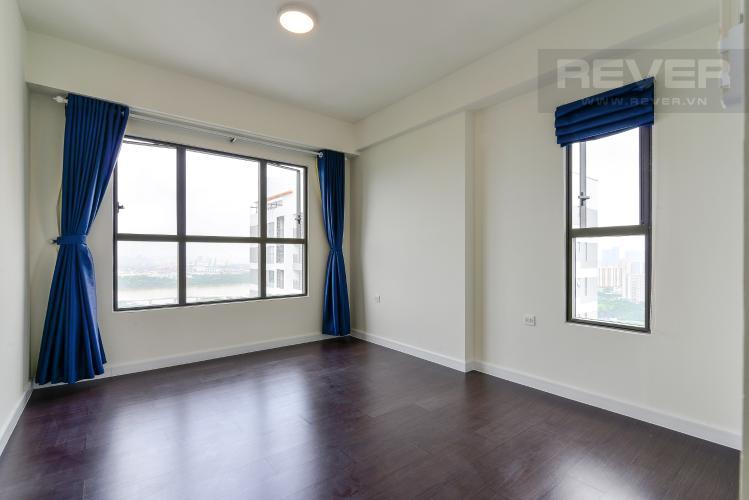 Phòng Ngủ 1 Cho thuê căn hộ The Sun Avenue 3PN, tầng cao, nội thất cơ bản, view sông thoáng mát