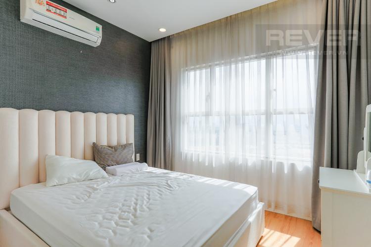 Phòng Ngủ 1 Căn hộ Sunrise City tầng trung, tháp W3, 2 phòng ngủ, full nội thất