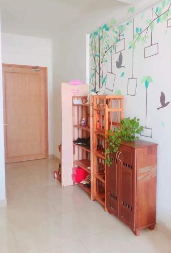 không gian căn hộ CBD Premium Home Căn hộ The CBD Premium Home tầng trung, view thành phố.