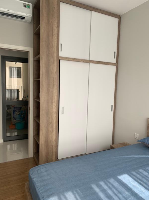 Tủ quần áo Căn hộ Masteri An Phú Cho thuê căn hộ Masteri An Phú 2 phòng ngủ, tầng cao, đầy đủ nội thất