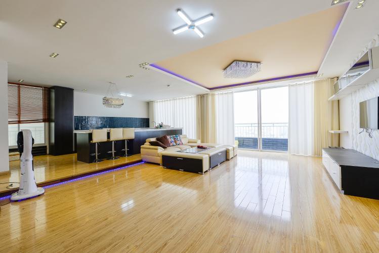 Căn hộ Hoàng Anh Gia Lai 2 tầng cao 3 phòng ngủ đầy đủ tiện nghi